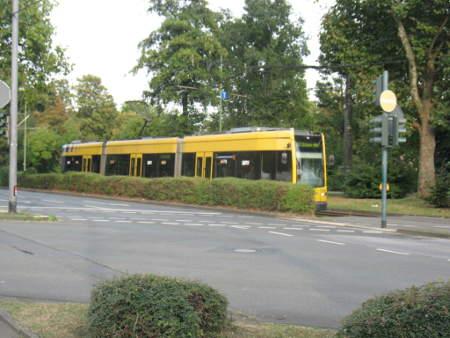 Linie 107 Bombardier NF1 von Stoppenberg