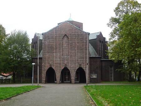 Kirche Heiliger Schutzengel