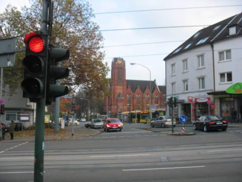 Bild von der Stoppenberger Thomaskirche