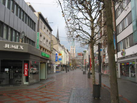 Gelsenkirchen shops on Sunday